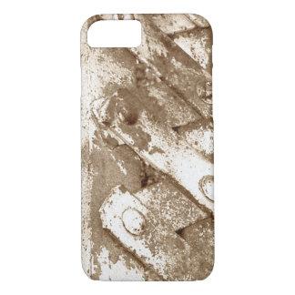 古い鋼鉄iPhone 7の場合 iPhone 8/7ケース