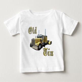 古い錫2 ベビーTシャツ