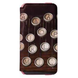 古い鍵 INCIPIO WATSON™ iPhone 5 財布型ケース