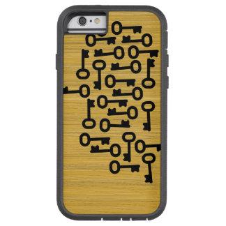 古い鍵 TOUGH XTREME iPhone 6 ケース
