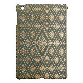 古い革表紙 iPad MINI カバー