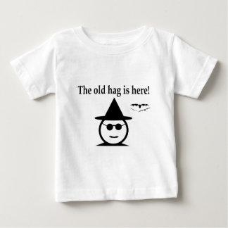 古い魔女 ベビーTシャツ