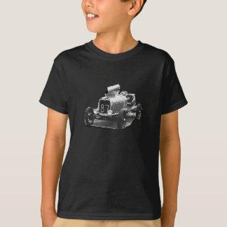 古い87   レースカー Tシャツ