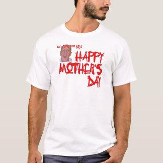 古いCrabby人-母Day2 Tシャツ
