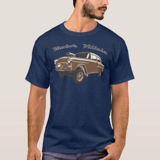 古いGasserはレースカーを改造しました Tシャツ