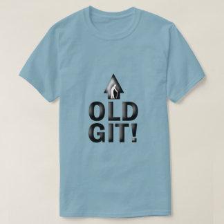 古いGIT Tシャツ