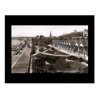 古いPostcard、Weymouth、ドーセット1950年 ポストカード