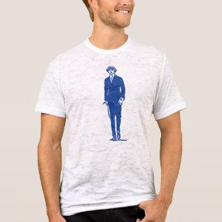古いTimeyの紳士のTシャツ Tシャツ