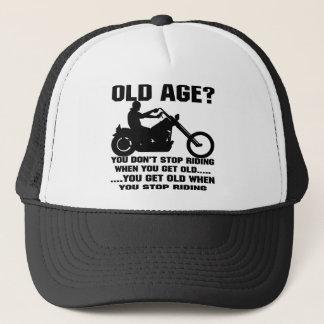 古くなる古くなるとき乗ることを止めません キャップ