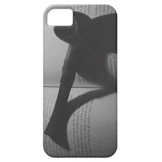 """""""古くフランスのな管""""のデザイン iPhone SE/5/5s ケース"""