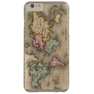(古く全体的な地図入れ) BARELY THERE iPhone 6 PLUS ケース