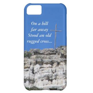 古く険しい十字 iPhone5Cケース