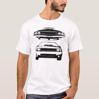 古く、新しい挑戦者 Tシャツ