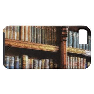 古さのアートワークの中世図書館そして本 iPhone SE/5/5s ケース