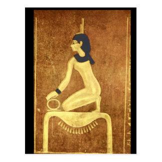 古さのIsis Kneeling',の墓of_Art ポストカード
