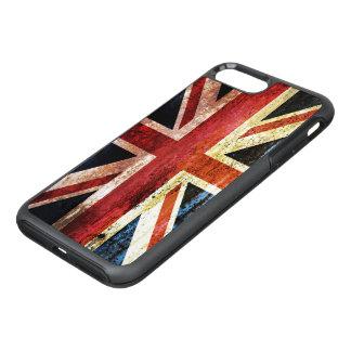 古めかしい英国国旗 オッターボックスシンメトリーiPhone 8 PLUS/7 PLUSケース