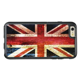 古めかしい英国国旗 オッターボックスiPhone 6/6S PLUSケース