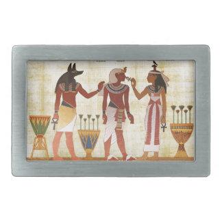 古代エジプトのデザインのベルトの留め金 長方形ベルトバックル