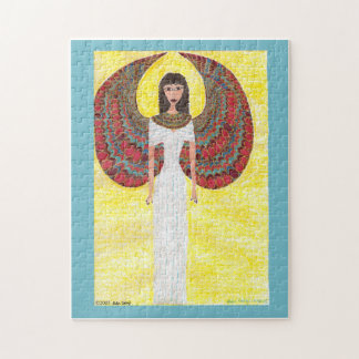 古代エジプトの天使のパズル ジグソーパズル