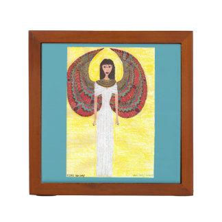 古代エジプトの天使 ペンスタンド