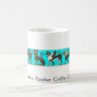 古代エジプトの記号およびエジプトの芸術のギフト コーヒーマグカップ