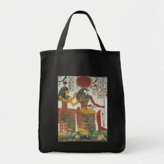 古代エジプト人Horus トートバッグ