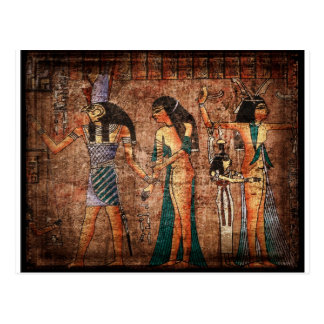 古代エジプト4 ポストカード