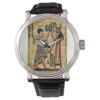 古代エジプト5の代わり 腕時計