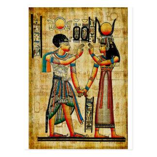 古代エジプト5 ポストカード