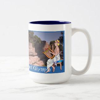 古代オリンピア、Heraion ツートーンマグカップ