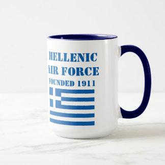古代ギリシャの(ギリシャの)空軍マグ マグカップ