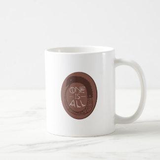 古代ギリシャ人Ouroboros コーヒーマグカップ