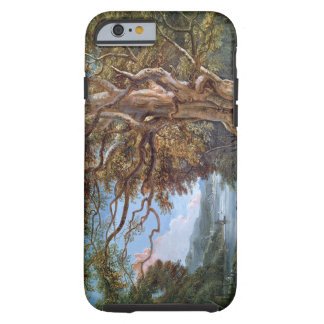 古代ブナの木1794年(キャンバスの油) ケース