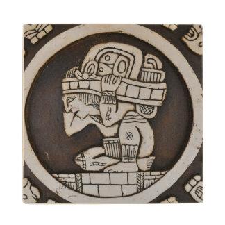 古代マヤの戦士 ウッドコースター