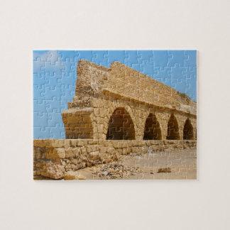 古代ローマの水路 ジグソーパズル