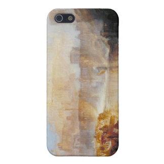 古代ローマ- J.M.W.ターナー iPhone 5 カバー