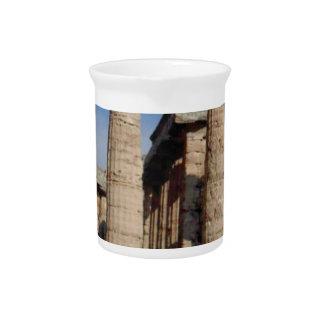 古代世界タワー ピッチャー