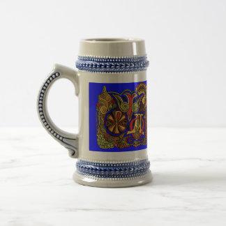 古代人に名誉を与えて下さい ビールジョッキ
