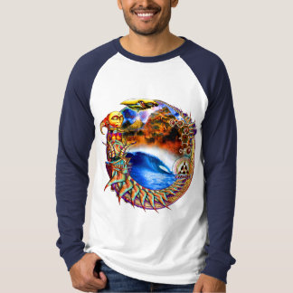 古代介在 Tシャツ