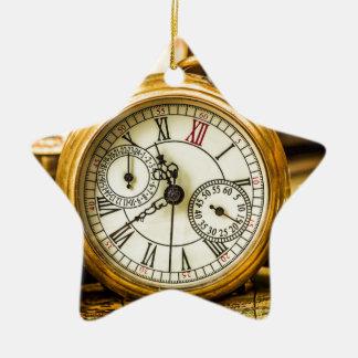 古代壊中時計 セラミックオーナメント