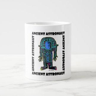 古代宇宙飛行士 ジャンボコーヒーマグカップ