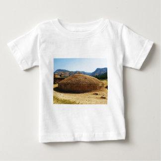 古代異教のな墓- Hierapolis ベビーTシャツ