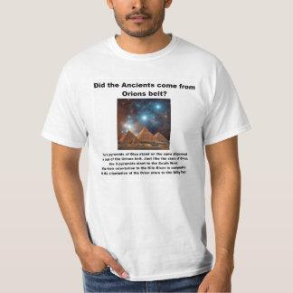 古代知識または同時発生のTシャツ Tシャツ