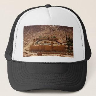 古代聖者のキャサリンの修道院シナイエジプト キャップ
