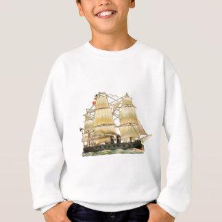 古代船 スウェットシャツ