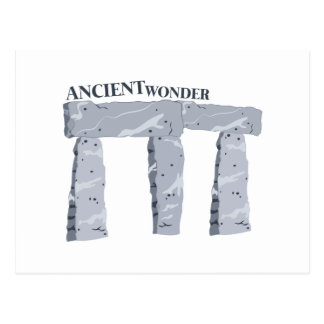 古代驚異 ポストカード