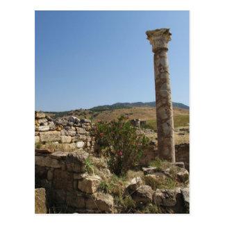 古代HIERAPOLIS.の台なし ポストカード