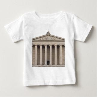 古典ギリシャ語の建築 ベビーTシャツ