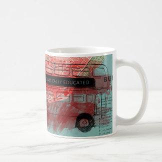 古典的に教育があるマグ コーヒーマグカップ