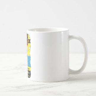 古学校Myrtle Beachの郵便はがき コーヒーマグカップ